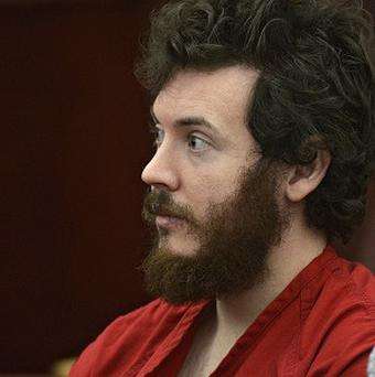 Batman killer James Holmes is hoping to escape the death penalty (AP)