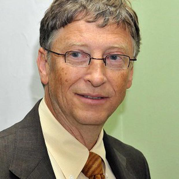 Bill Gates said although Australia has been relatively generous, more money is needed for overseas aid