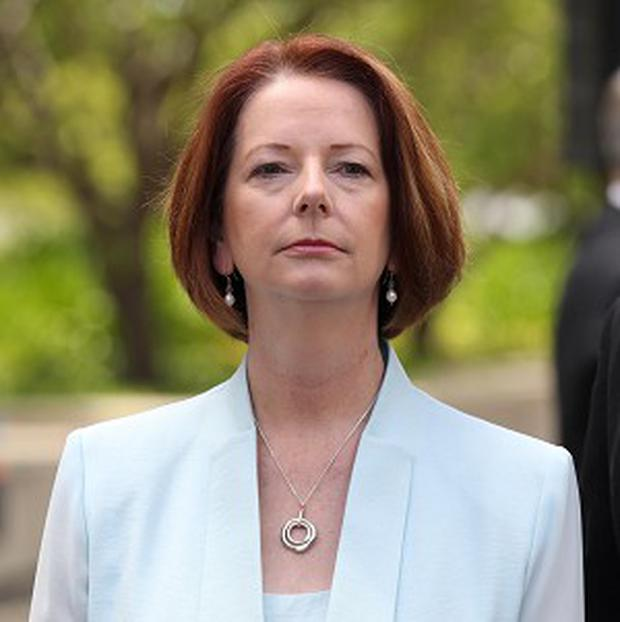Australian prime minister Julia Gillard described the ABC report as 'inaccurate', but refused to go into detail