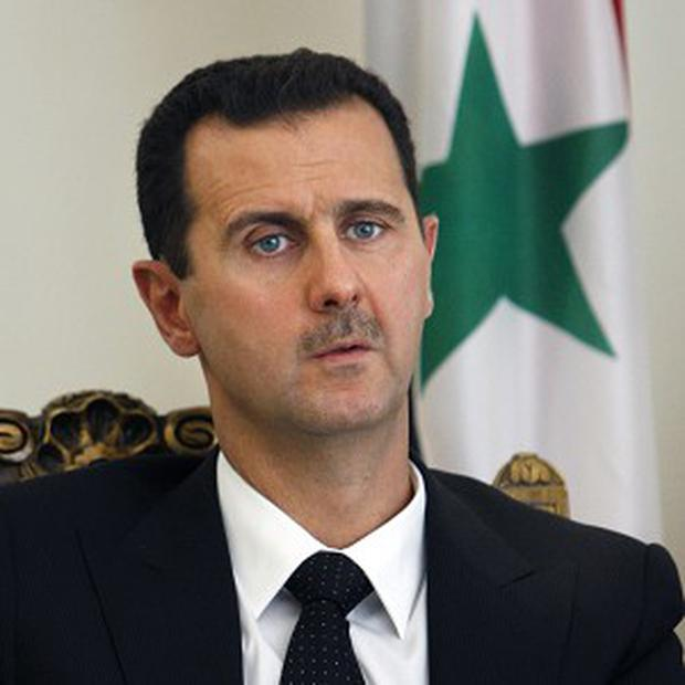 Russia is a key ally of Syria and has vetoed three resolutions aimed at pressuring President Bashar Assad to end the war (AP)