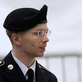 Bradley Manning has already pleaded guilty to sending material to anti-secrecy website WikiLeaks