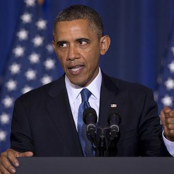 A man suspected of sending poison-laced letters to Barack Obama is charged with developing, producing and stockpiling the poison ricin (AP/Carolyn Kaster)