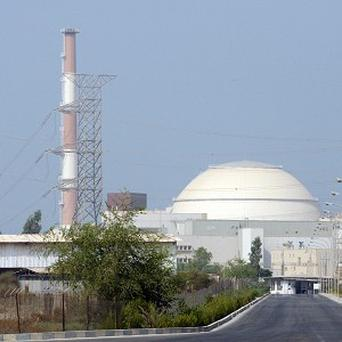 Iran's Bushehr nuclear plant is not considered a proliferation threat (AP)