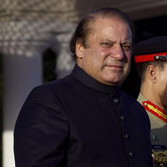 Newly elected Prime Minister of Pakistan Nawaz Sharif (AP)