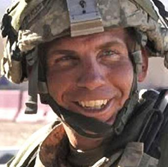 Staff Sgt Robert Bales was charged with slaughtering 16 villagers in Afghanistan (AP/DVIDS)