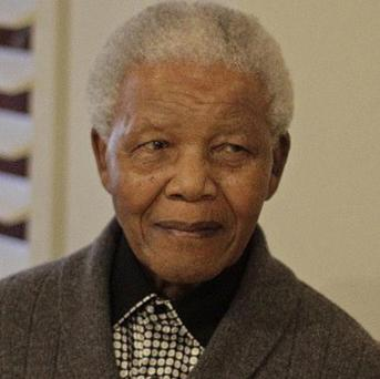 Nelson Mandela's health has been failing in recent years (AP)