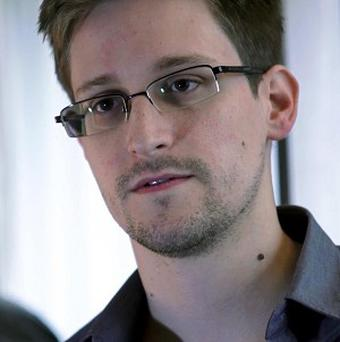 Edward Snowden worked as a contract employee at the National Security Agency (AP/The Guardian)