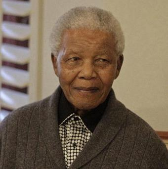 Nelson Mandela has had health problems in recent years (AP)