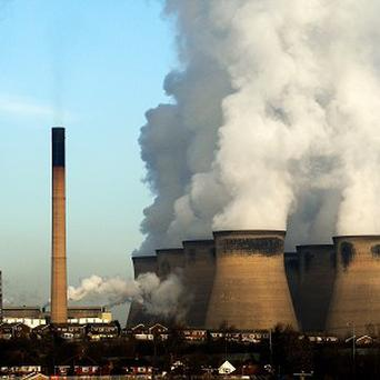 Energy-related CO2 emissions have hit a record high