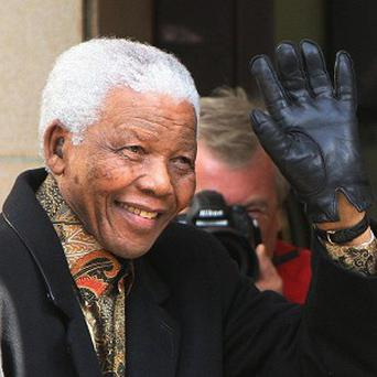 Nelson Mandela has been in hospital several times for treatment since December