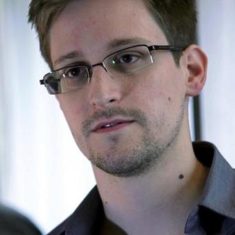Edward Snowden worked as a contract employee at the National Security Agency (AP/Guardian)