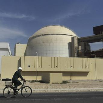 Iran has denied its Bushehr nuclear power plant has problems (AP)