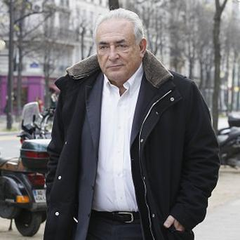 Dominique Strauss-Kahn may not now face charges over a prostitution ring (AP)