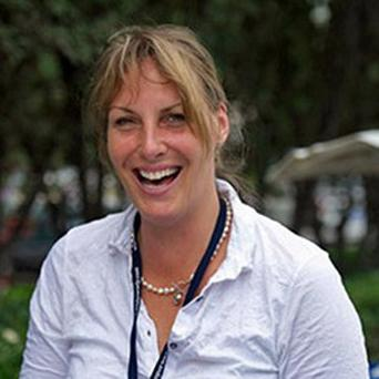 Emma Wilkinson was killed in a head-on collision in Siberia, police said (Gerard Brown/Endurance Rally Association/PA)