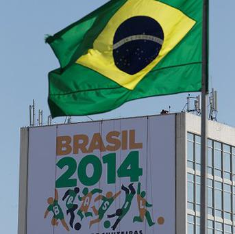 Brazil World Cup 2014 (AP)