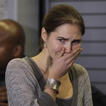 Italy's high court has said Amanda Knox's acquittal was full of mistakes (AP)