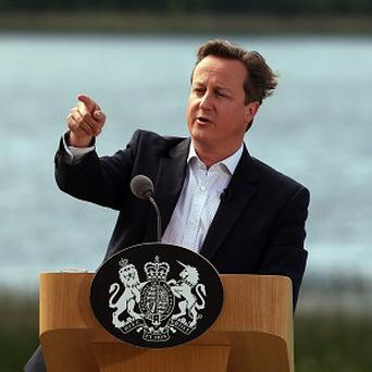David Cameron has told the Commons that the UK will not 'plunge recklessly' into the Syrian conflict