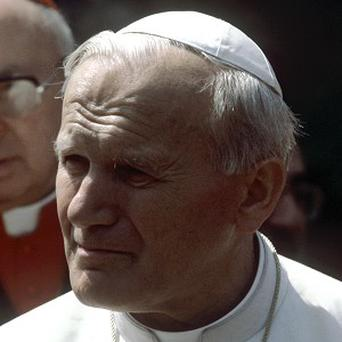 Pope John Paul II is moving closer to sainthood