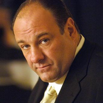James Gandolfini in his role as Tony Soprano (AP/HBO, Barry Wetcher)