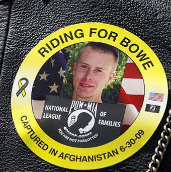 US Army Sgt Bowe Bergdahl disappeared in June 2009 (AP)