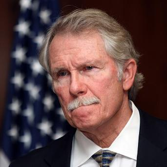 Oregon governor John Kitzhaber opposes the death penalty (AP/Don Ryan)
