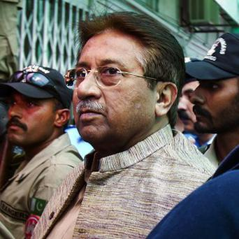 Pakistan's former president and military ruler Pervez Musharraf is facing calls to be tried for treason (AP