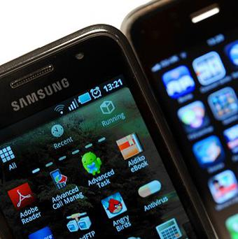 The latest ruling is one of many battle between technology giants Samsung and Apple