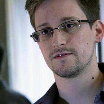 Edward Snowden is in the transit zone of Moscow's Sheremetyevo Airport (AP/The Guardian)