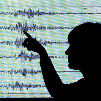 A powerful earthquake has struck off Indonesia, which is prone to seismic upheavals due to its location on the Pacific Ring of Fire