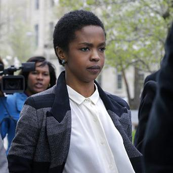 Singer Lauryn Hill is now serving a three-month sentence for tax evasion (AP)