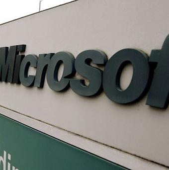 Microsoft is reshuffling its business (AP)