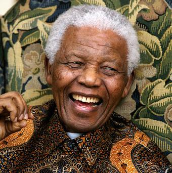 Former South African President Nelson Mandela turns 95