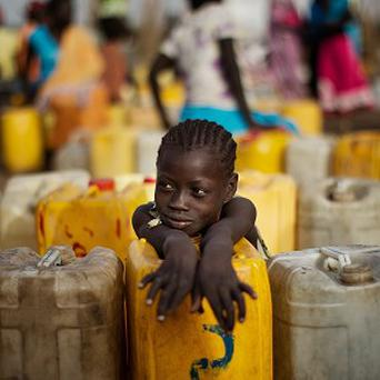More than 20,000 people are almost cut off from aid in South Sudan