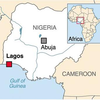 A Briton has been kidnapped after leaving the international terminal of Lagos airport in Nigeria, reports suggest