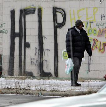 Political leaders in Washington have not pushed for a bailout of Detroit (AP/Carlos Osorio)