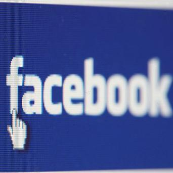 Facebook's stock was up 16 per cent in extended trading