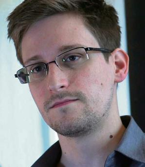 Edward Snowden: still in Moscow airport
