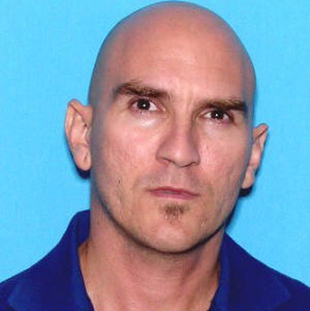 Pedro Alberto Vargas set fire to his south Florida apartment and killed six people before he was shot dead by police (AP/Hialeah Police)