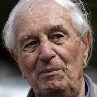 Rochus Misch, one of Hitler's bodyguards throughout the war, has died at the age of 96 (AP)