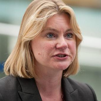 Justine Greening called for more help to alleviate the humanitarian crisis in Syria