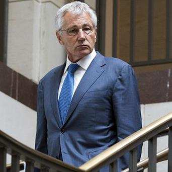 US defence secretary Chuck Hagel has warned that North Korea possesses a massive stockpile of chemical weapons (AP)