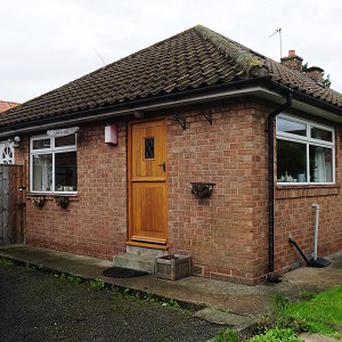 The family home in Swainby, Northallerton, of Catherine Anne Bury, who was shot dead while on holiday in Turkey