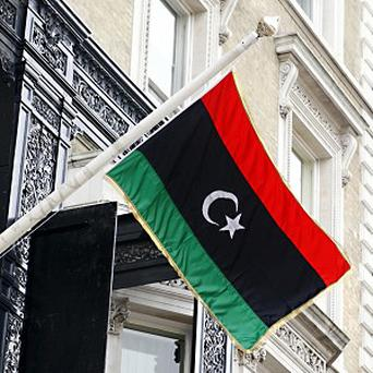 An explosion has hit the foreign ministry in Benghazi, Libya