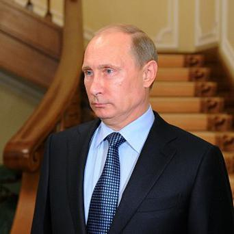 Vladimir Putin has been critical of the US stance over Syrian chemical weapons (AP/RIA Novosti Kremlin, Mikhail Klimentyev, Presidential Press Service)