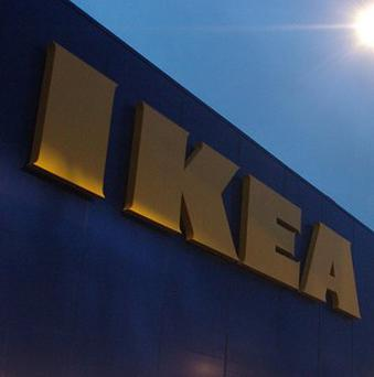 IKEA store was used as a meeting point