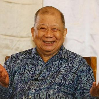 Malaysia's most well-known former communist guerrilla Chin Peng has died (AP)