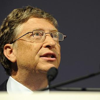 Bill Gates, the co-founder of Microsoft Corp, and his wife Melinda are co-chairs of the foundation
