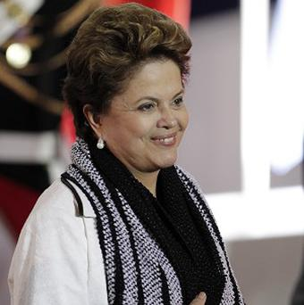 Brazil's president, Dilma Rousseff, has postponed a state visit to Washington