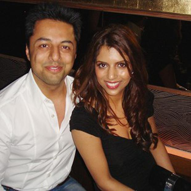 Shrien Dewani is accused of ordering the murder of his wife Anni in South Africa in 2010 (BBC Panorama/PA)