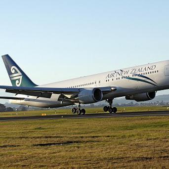 Air New Zealand is planning chartered flights to the Antarctic (AP)
